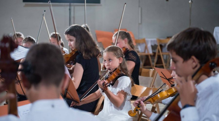 Eva u orkestru