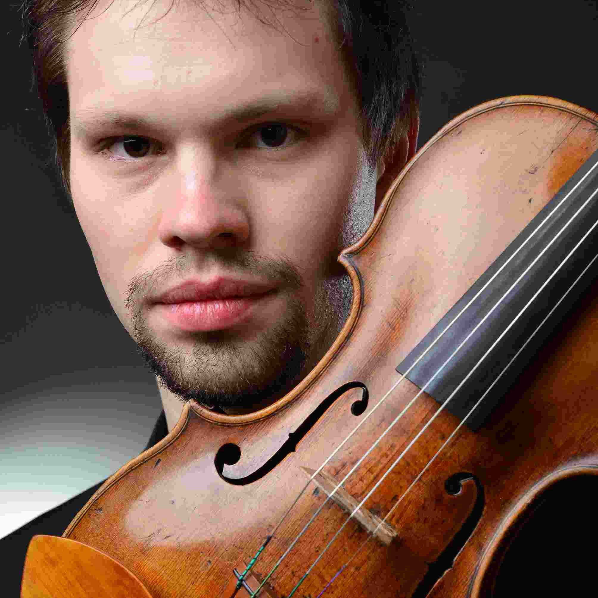 Marco Graziani, violin - Youngmasters Summer School 2019